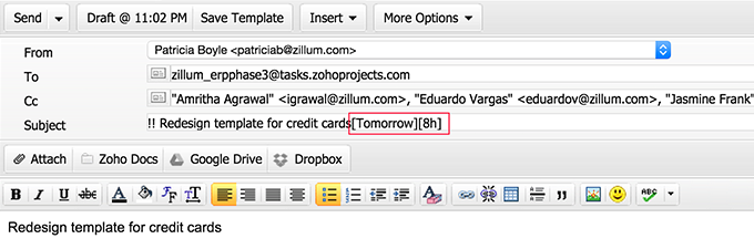 task-dateformat
