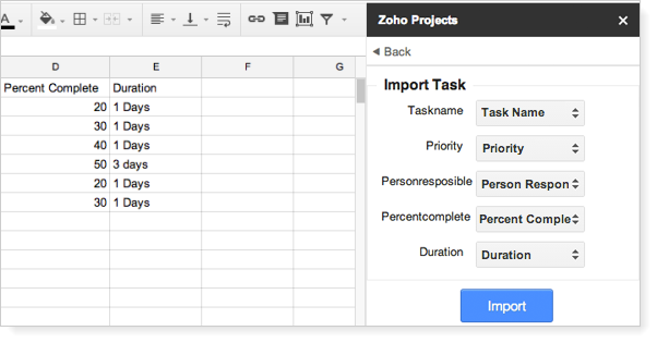 map-importasks