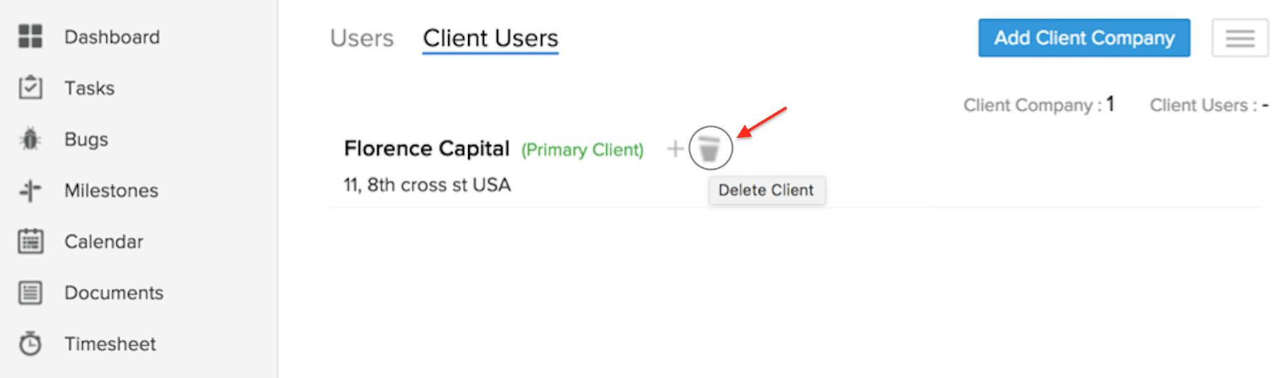 delete-projectclient