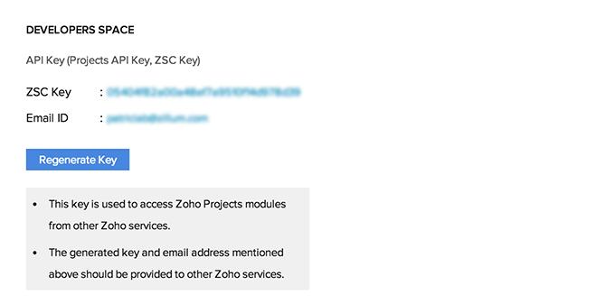 ZSC Key