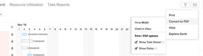 print-chronology