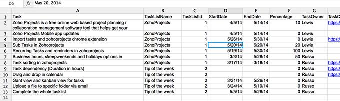 task-table