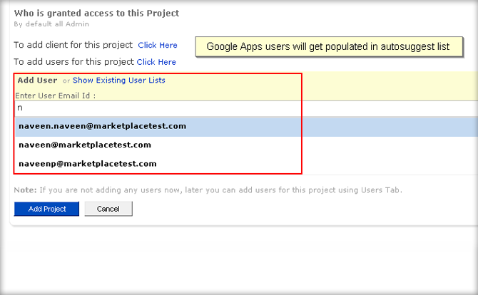 Zoho Projects For Google Apps Users Zoho Projects
