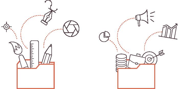 Organize Topics in Categories