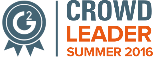 G2 Crowd Leader Summer 2016