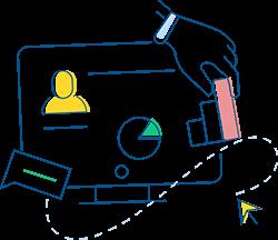 Gather data on customer behavior