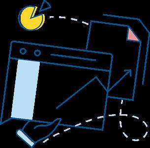 レポート分析で、商品とサービスを改善