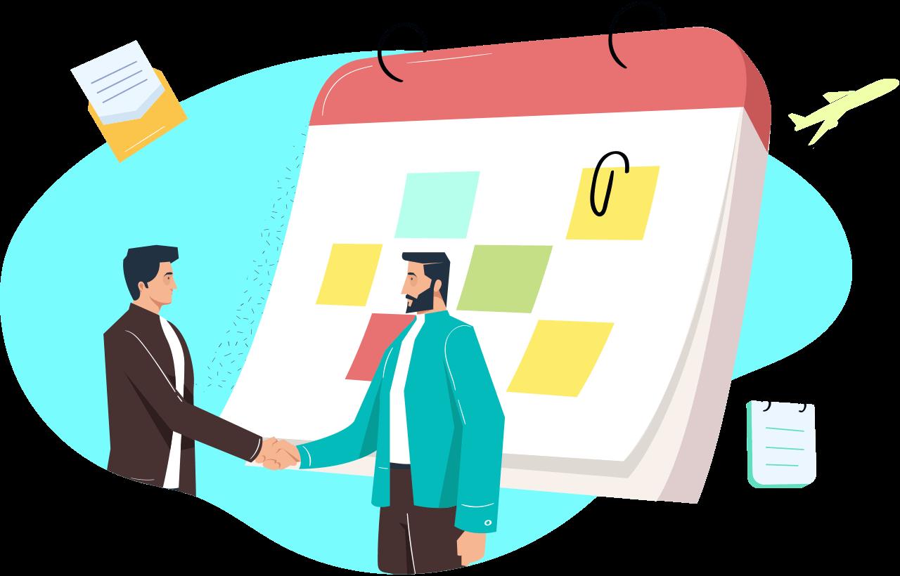 Business Calendar To Go With Your Mail Suite Zoho Calendar