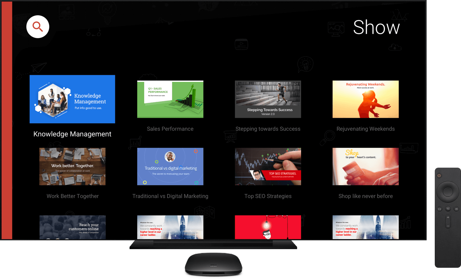 Show for Android TV