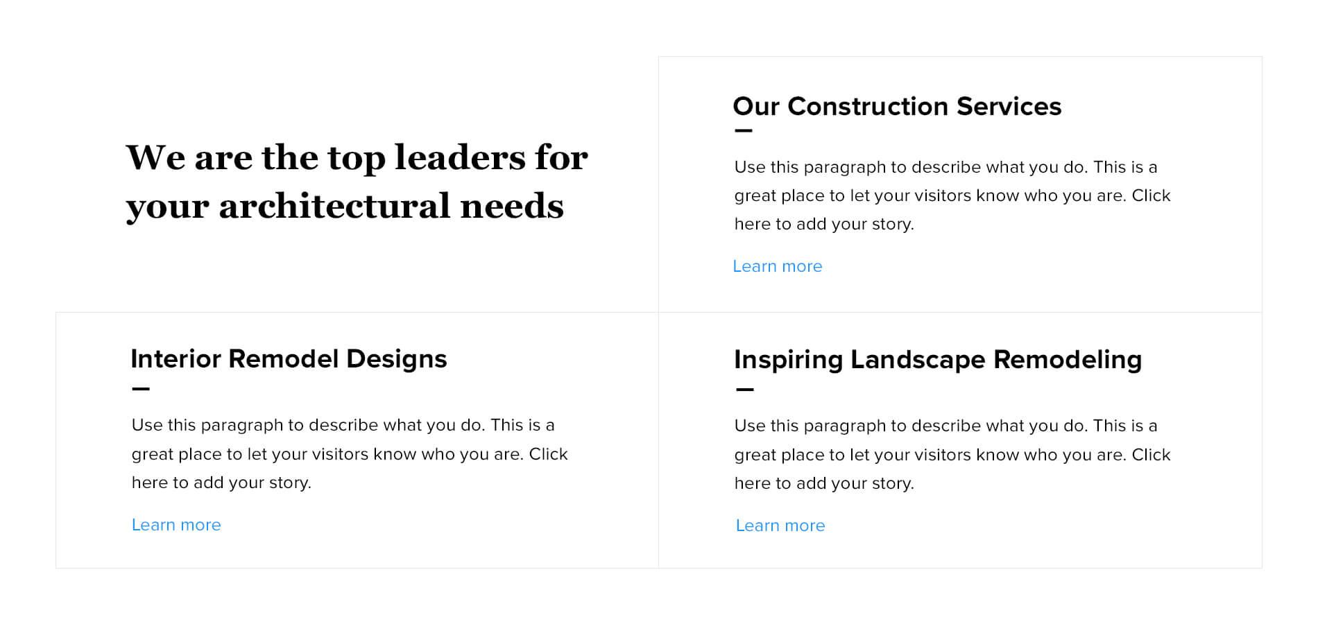 Easy Website Builder   Make Your Own Website   Zoho Sites