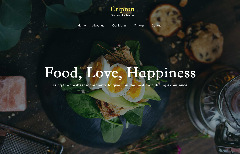 Easy Website Builder | Make Your Own Website | Zoho Sites