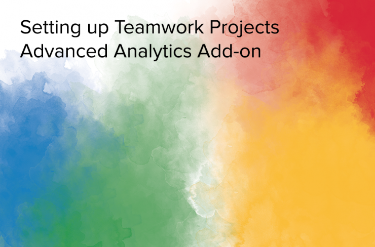 setting up teamwork projects analytics