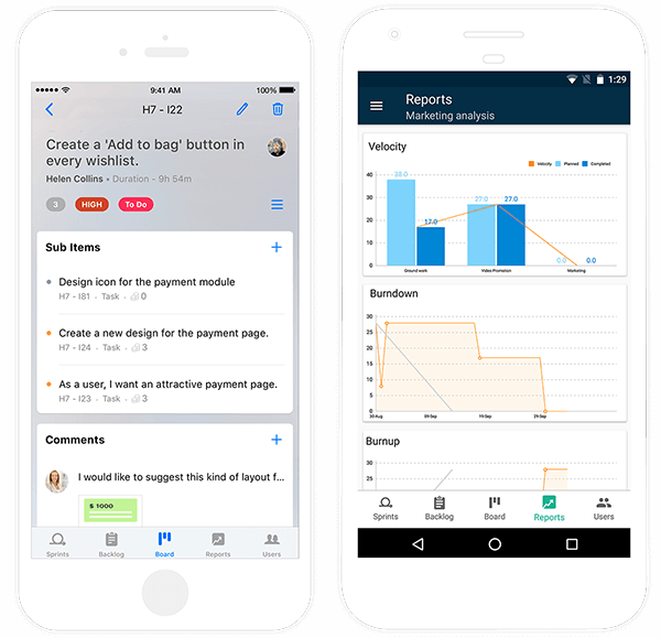Zoho Forms Mobile Apps
