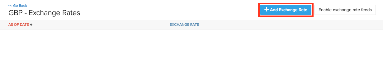 Add Exchange Rate 1