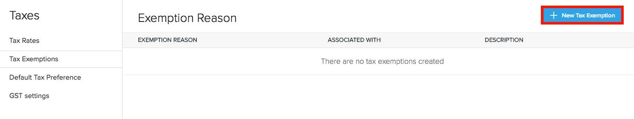 Edit tax