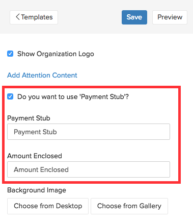 templates help doc zoho subscriptions
