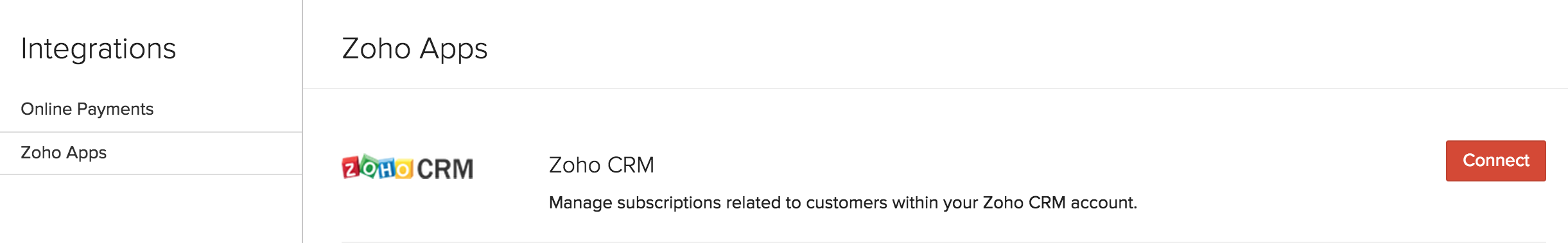 how to cancel a zoho subscription