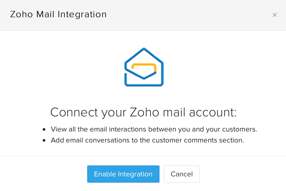 enabling-the-zoho-mail-integration