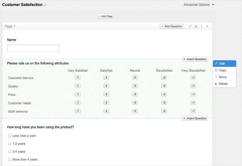 zoho survey create online surveys for free