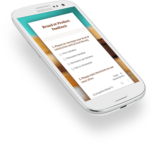 mobile optimized surveys