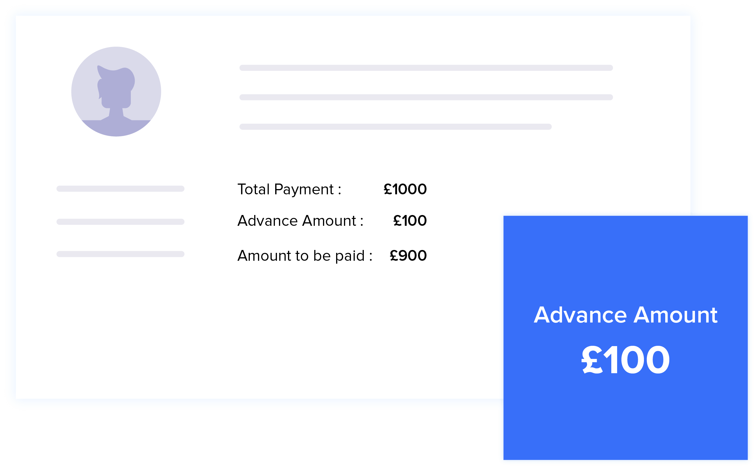 Advance Payements for Projects - Accounting Software for Project Management & Timesheets   Zoho Books