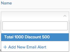 Email Alert Ex