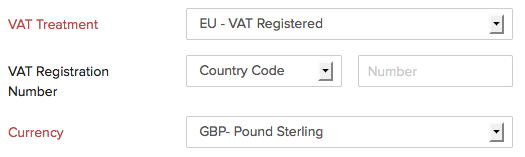EU-VAT Registered