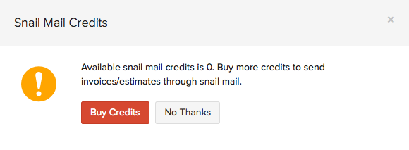 Snail Mail in Estimate