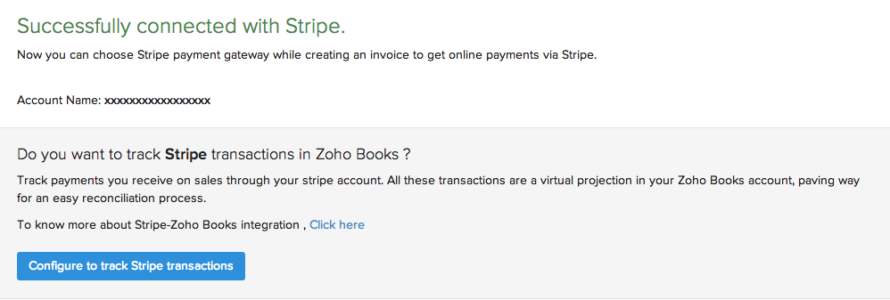 Integrating with Stripe