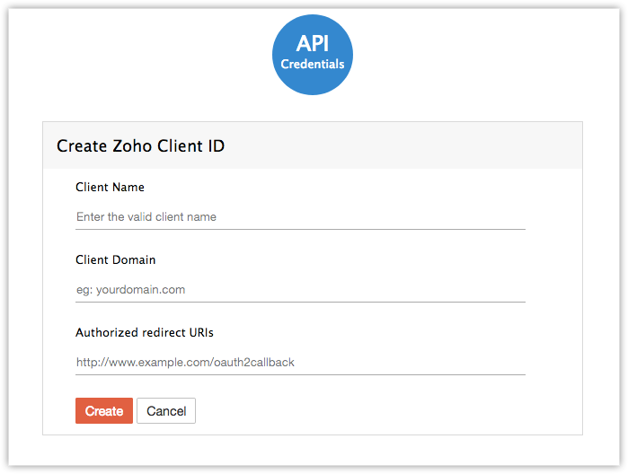 Zoho Writer | API Reference